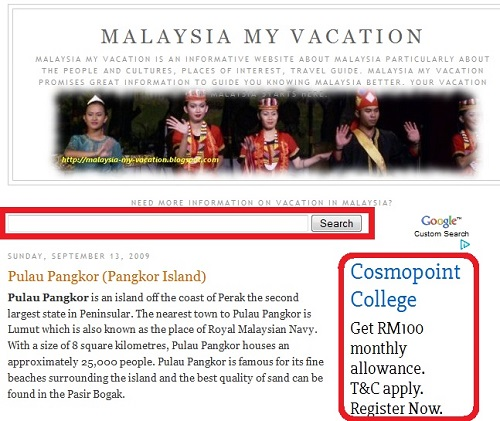 buat duit dengan google adsense web publisher