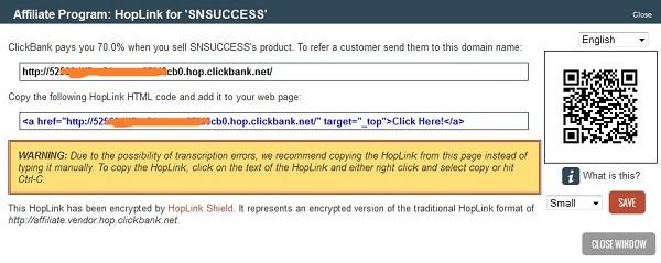 link affiliate clickbank