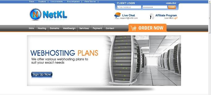 netkl hosting
