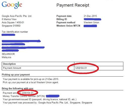 buat duit melalui google adsense