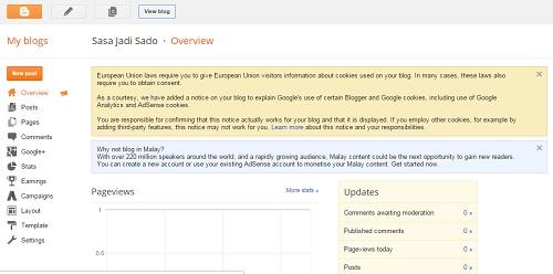 setting blog1