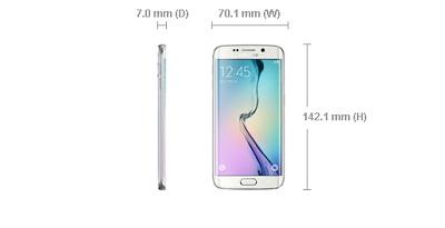 samsung s6 edge phone spec