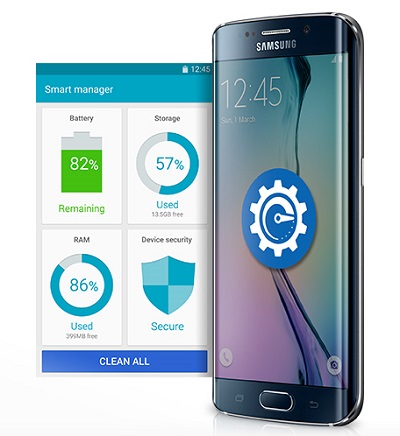 samsung s6 edge phone panel