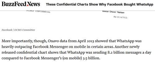 jumlah mesej whatsapp dan messenger
