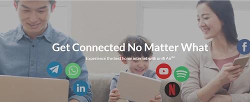unifi home internet
