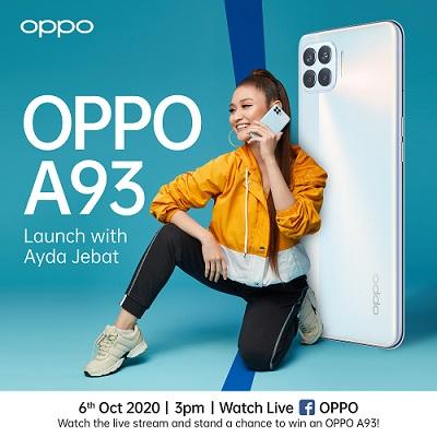 kelebihan Oppo A93
